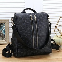 Louis Vuitton LV Women Fashion Leather Tote Crossbody Satchel Backpack Shoulder Bag
