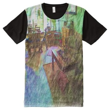 The Living room All-Over-Print T-Shirt