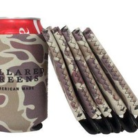 Camouflage Can Holder by Collared Greens