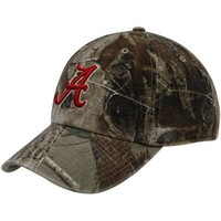 '47 Brand Alabama Crimson Tide Clean Up Adjustable Hat - Realtree Camo