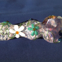 Glass pipes Flower Power