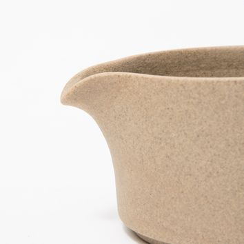 Hasami Porcelain / Milk Pitcher in Natural