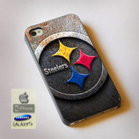Pittsburgh Steelers - Print on Hard Plastic, available for iPhone and Samsung Galaxy. Choose for your device