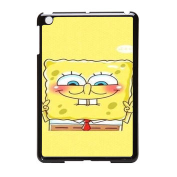 Spongebob And Patrick Best Friend iPad Mini Case