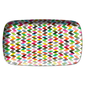Ziggy Rectangular Platter