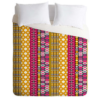 Sharon Turner Delineation Duvet Cover