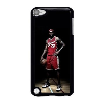 LEBRON JAMES CLEVELAND iPod Touch 5 Case Cover