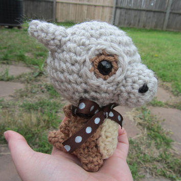 Made to Order - Chibi Pokemon Amigurumi - Cubone
