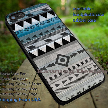 Aztec Tribal Pattern Wood Print iPhone 6s 6 6s+ 5c 5s Cases Samsung Galaxy s5 s6 Edge+ NOTE 5 4 3 #art dt