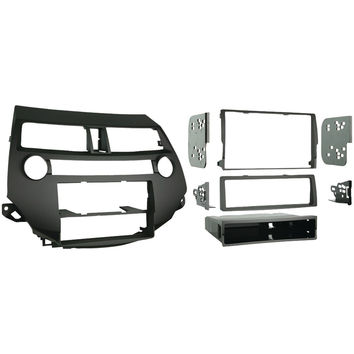 Metra Honda Accord (without Dual A And C) 2008 & Up Double-din And Iso-din With Pocket And Stacked Iso And Single-din With Pocket Installation Kit