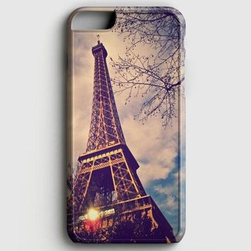 Paris Eiffel Tower Tumblr iPhone 6 Plus/6S Plus Case