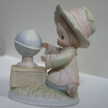 Vintage Lefton China 1984 Heavenly Hobos Christopher Collection Figurine 04632