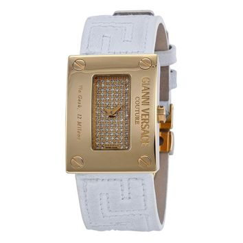 Versace Watch 72QDDSD91F-S001