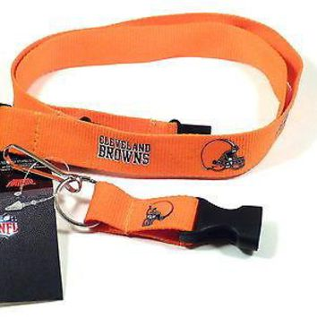 Cleveland Browns Break Away Lanyard