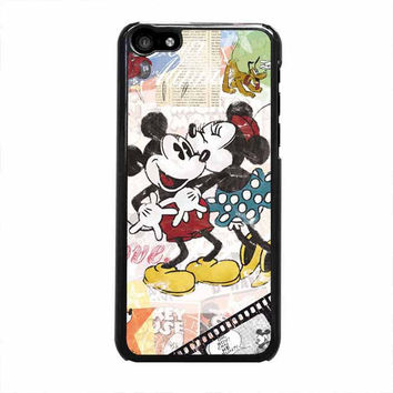 mickey retro minnie mouse iphone 5c 4 4s 5 5s 6 6s plus cases