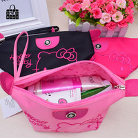1pcs Women Portable Cute hello kitty Multifunction Beauty ZipperTravel Cosmetic Bag Makeup Case Toiletry Pouch Cosmetic Cases