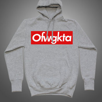OFWGKTA Odd Future Wolf Gang Kill Them All Hoody Sweatshirt T-Shirt Clothing