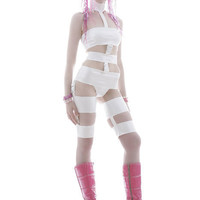 Artifice Products - Cyber PVC Leeloo costume