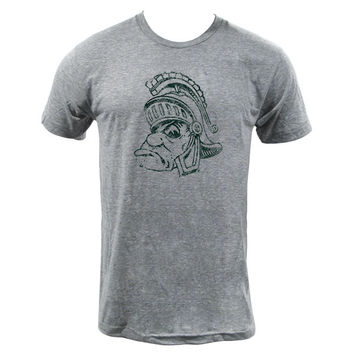 Gruff Sparty Triblend - Athletic Grey