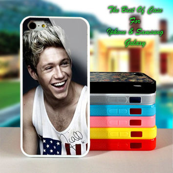 One Direction Niall Horan Signature - iPhone 4/4s, iPhone 5s, iPhone 5c case.
