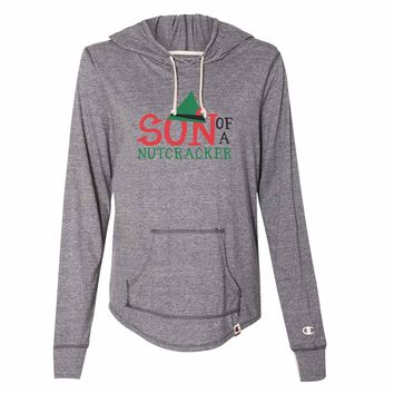 Son Of A Nutcracker - Womens Champion Brand Hoodie - Hooded Sweatshirt