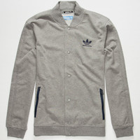 Adidas Adv Tracket Mens Jacket Heather  In Sizes