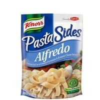 Knorr Pasta Sides Pasta Side Dish, Alfredo 4.4 oz (Pack of 12)