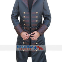 Captain Hook Colin O'Donoghue Once Upon A Time Coat - New American jackets