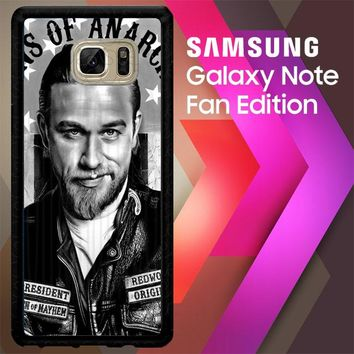 Jax Teller Y1743 Samsung Galaxy Note FE Fan Edition Case