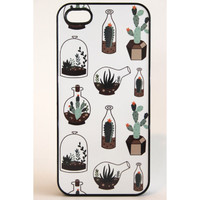 Potted Succulents Phone Case