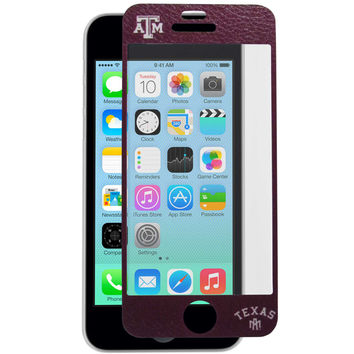 Texas A & M Aggies iPhone 5/5S Screen Protector