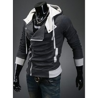 Mens Hooded Coat,casual style