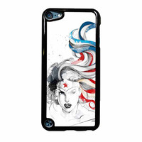 Wonder Women iPod Touch 5th Generation Case