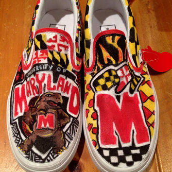 Customized Maryland Vans