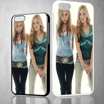 Aly and AJ Into The Rush Z0991 iPhone 4S 5S 5C 6 6Plus, iPod 4 5, LG G2 G3 Nexus 4 5, Sony Z2 Case