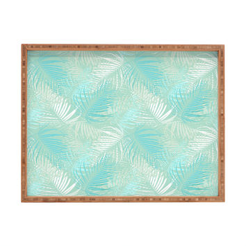 Aimee St Hill Pale Palm Rectangular Tray