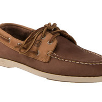 Youth Boy's Authentic Original Two-Tone Boat Shoe - Sperry Top-Sider
