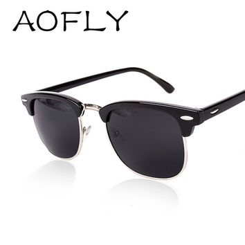 AOFLY Fashionable Men's sunglasses