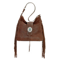 Seminole Soft Slouch Shoulder Bag