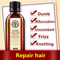 Brand Multi-functional 60ml Hair Care Moroccan Pure Argan Essential Oils Hair Conditioner Dry Hair Repair SM6