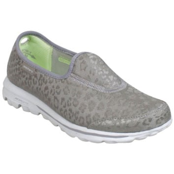 Skechers GOwalk Tabby SILV Training Sneaker