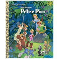 "Walt Disney's ""Peter Pan"" Little Golden Book®"