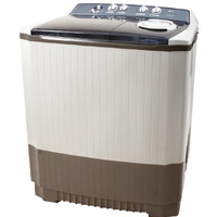 LG P1860RWN(BW) 14 Kg Semi  Automatic Top Loading Grey  Washing Machine