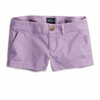 AEO FACTORY TWILL SHORTIE