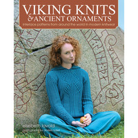 Trafalgar Square Books-Viking Knits & Ancient Ornaments