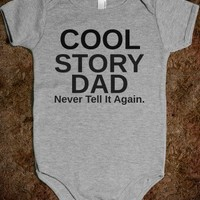 Cool Story Dad One-Piece