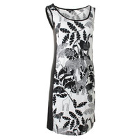 Grayse Womens Stretch Embellished Casual Dress