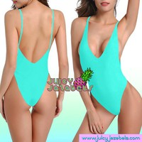 SIMPLE NEON Sexy Rave Outfit Rave Bodysuit Women Colorful Psychedelic Festival Clothing Rave Clothing Thong Bodysuit Festival Bodysuit