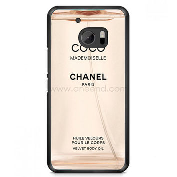 Coco Mademoiselle Chanel Paris HTC One M10 Case  | Aneend.com