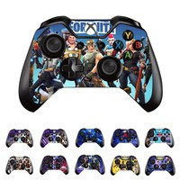 Vinyl Game Sticker Protector For Microsoft Xbox One Controller Cover Skin For Xbox One